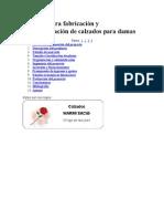 234608998 Proyecto Para Fabricacion y Comercializacio n de Calzados Para Damas2