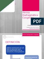 Hernia Diafragmática Congénita