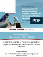 IPACC El Caso Tambogrande en Piura