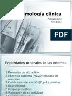 Enzimología Clínica