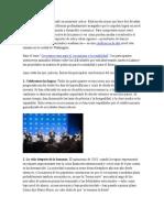 América Latina Ha Alcanzado Un Momento Crítico