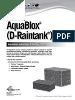 AquaBlox Instructions