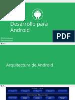 2. Desarrollo Para Android