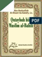 biografi Qutaybah