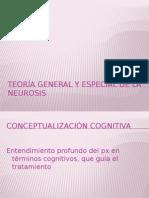 Teoria Gral y Esp de La Neurosis