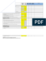 TOGAF 9.1 and IBM Guiding Principle Assessment Template