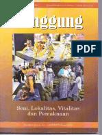 Jurnal PANGGUNG 2011