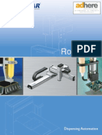 Fisnar Dispensing Robots Catalogue