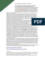 Definición de Diario de Campo
