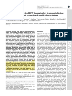 A comprehensive analysis of HPV integration loci - ONCOGENE - 2003.pdf