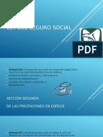 Ley Del Seguro Social EXPO