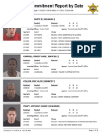 Peoria County booking sheet 07/11/15