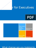 Yammer for Executives Pitch Deck2