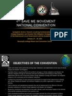 4th Convention Presentation