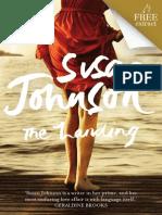 The Landing - Susan Johnson (Extract)
