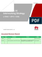 Telkomsel LTE FDD Interworking Strategy_V1 1 1 - 20150126