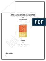 The Enchantress of Florence Discussion Questions