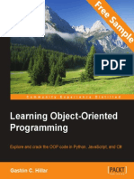 Learning Object-Oriented Programming - Sample Chapter
