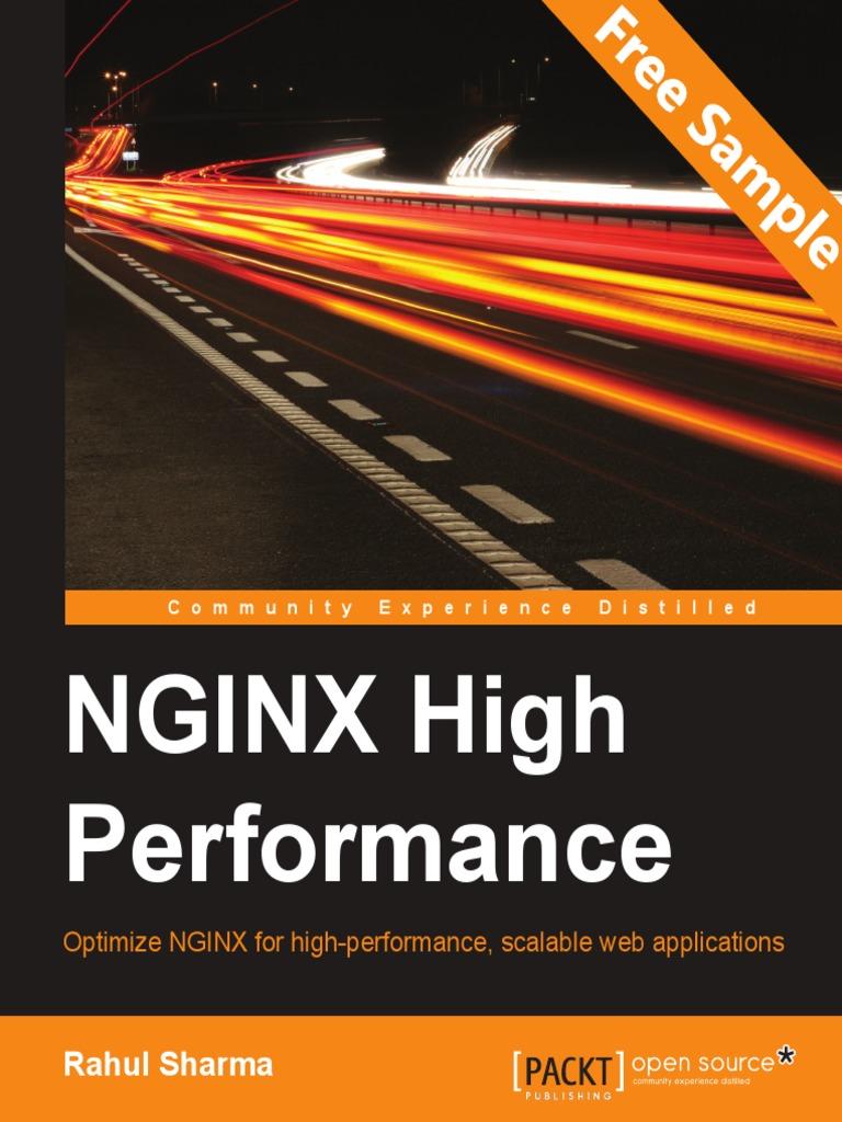 NGINX High Performance - Sample Chapter | Web Server
