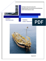 Tullow Oil 2011 Visit JTM Final Report