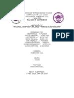Pilotes, Grupos de Pilotes y Muros de Retención