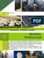 Relieful periglaciar