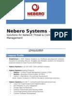 Nebero - Unified Threat Management Software