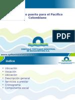 Un Nuevo Puerto Para El Pacífico Colombiano