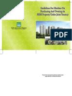MUIS Singapore - Joint Tenancy Fatwa Booklet