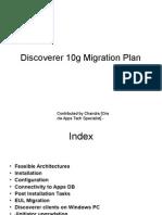 Discoverer Reports Migration