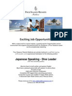Jobs Opportunities - Japanese Dive Leader (1)