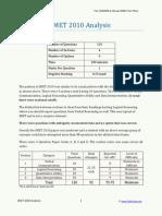 j Met 2010 Analysis