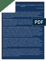 Guía Para Elaborar El Expediente o Portafolios de Evidencias y Su Texto de Análisis