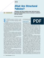 (2013) Abdel-Kader - What Are Structural Policies