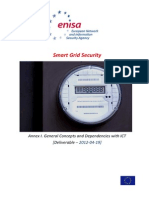 ENISA_Annex I - ICT Interdependencies of the Smart Grid