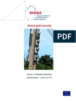 ENISA_Annex v - Smart Grid Security Related Initiatives