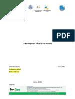 Tehnologia de Fabricare a Dulcetii