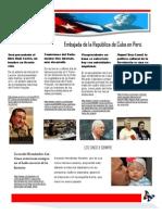 Boletín Cuba de Verdad Nº 99-2015