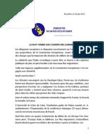 STAND UP Juin 2015 Pierre Hazette