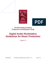 Daw Guidelines Full