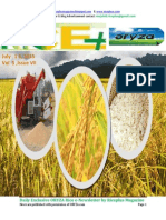 15th July (Wednesday),2015 Daily Exclusive ORYZA Rice E-Newsletter by Riceplus Magazine