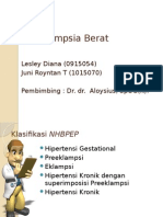 Preeklampsia Berat