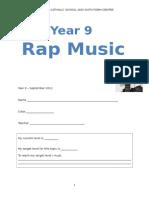 Rap Booklet 2011 Final