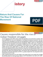 10(a) Nature and Causes for the Rise of National Movement.ppt