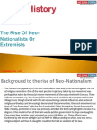 10(B) the Rise of Neo-Nationalists or Extremists.ppt