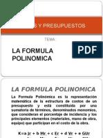 Formula Polinomica ppt