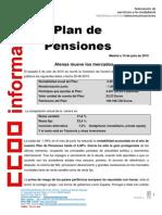 2015_07_15 Plan de Pensiones Tme Junio 2015