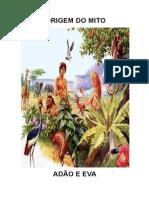 o Mito de Adao e Eva