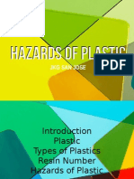 Plastic Hazards
