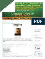 AMAZON Entrevista al Autor Miguel D'Addario
